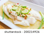 Steamed Basa Fish In Lime...