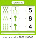 how many counting game with...   Shutterstock .eps vector #2002160843