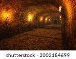 Dark Medieval Castle Dungeon...