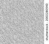 jeans monochrome background.... | Shutterstock .eps vector #2002280540