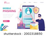 masked spy with fishing rod... | Shutterstock .eps vector #2002318850