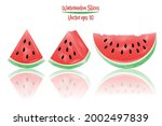 realistic and 3d different... | Shutterstock .eps vector #2002497839