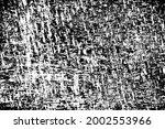 grunge black and white.... | Shutterstock .eps vector #2002553966