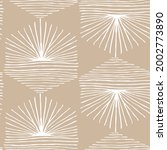 abstract hand drawn vector... | Shutterstock .eps vector #2002773890