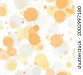 watercolor paint transparent... | Shutterstock .eps vector #2002997180