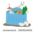 this is an illustration of a...   Shutterstock .eps vector #2003024696