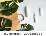 skin care concept with white...   Shutterstock . vector #2003305196