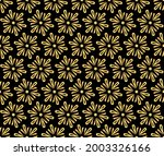 flower geometric pattern.... | Shutterstock .eps vector #2003326166