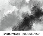 ink black and white background | Shutterstock . vector #2003580950