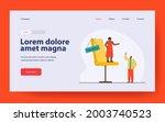 people holding  applying for...   Shutterstock .eps vector #2003740523