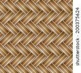 Wicker Texture    Vector