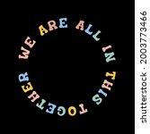 retro happy slogan typography...   Shutterstock .eps vector #2003773466