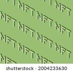 summer seamless geometric...   Shutterstock .eps vector #2004233630