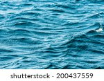 abstract blue water sea for...   Shutterstock . vector #200437559