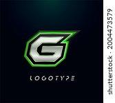 letter g for video game logo... | Shutterstock .eps vector #2004473579