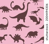 seamless pattern with cute...   Shutterstock .eps vector #2004494306