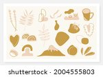 abstract element boho style for ... | Shutterstock .eps vector #2004555803