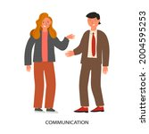 soft skills concept with... | Shutterstock . vector #2004595253