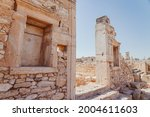 ancient ruins of palaestra in...   Shutterstock . vector #2004611603