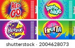 soda label designs for... | Shutterstock .eps vector #2004628073