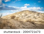 Kelso Sand Dunes In California