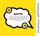 typography design quote chat...   Shutterstock .eps vector #2004750473