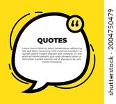 typography design quote chat...   Shutterstock .eps vector #2004750479