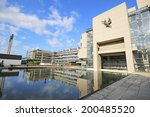 leeds  uk   june 2014  leeds... | Shutterstock . vector #200485520