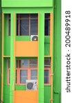 building vintage | Shutterstock . vector #200489918