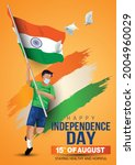 happy independence day india.... | Shutterstock .eps vector #2004960029
