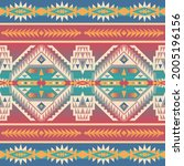 native american southwest ...   Shutterstock .eps vector #2005196156