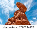 Balanced Rock Formation  Arches ...