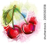cherry digital | Shutterstock .eps vector #200530358