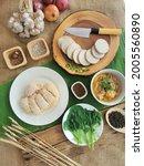 Vietnamese Pork Sausage Or Thai ...