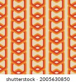 retro seamless pattern from the ... | Shutterstock .eps vector #2005630850