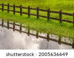 Rail Fence Reflected By...