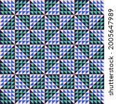 generative design artwork... | Shutterstock .eps vector #2005647989