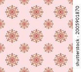 seamless repeat pattern for... | Shutterstock .eps vector #2005901870