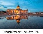 ananta samakhom throne hall... | Shutterstock . vector #200595278