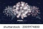 mutating virus concept and new... | Shutterstock .eps vector #2005974800