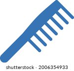 comb with white background....   Shutterstock .eps vector #2006354933