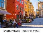 Stockholm Sweden   June 29 2021 ...