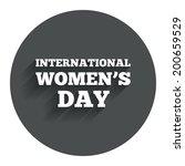 8 march international women's...