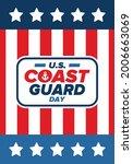 u.s. coast guard day in united...   Shutterstock .eps vector #2006663069