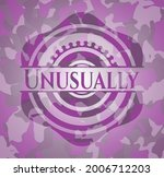unusually pink and purple... | Shutterstock .eps vector #2006712203