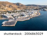 Paros Island  Greece. May 25 ...