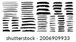 coal pencils strokes grunge... | Shutterstock .eps vector #2006909933
