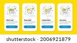 vector set of discounts bubble  ...