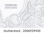 topographic map contour.... | Shutterstock .eps vector #2006929430
