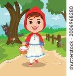 cartoon illustration of little... | Shutterstock .eps vector #2006968280